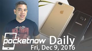 iPhone 7 grows market share, Galaxy Note 7 end of life & more   Pocketnow Daily