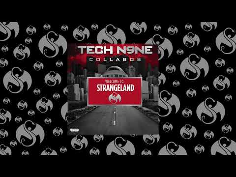 Tech N9ne Collabos - Beautiful Music (Tech N9ne Ft. Krizz Kaliko) | OFFICIAL AUDIO