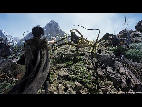 PROJECT ATHIA para PS5: El ESPECTACULAR debut de SQUARE ENIX en PlayStation 5 (trailer 4K)