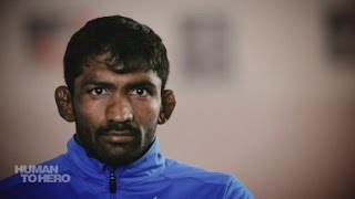 India's wrestling hero