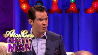 Jimmy Carr - Full Interview on Alan Carr: Chatty Man