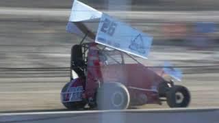 Mini Sprint Practice Barona Speedway 11-16-2019