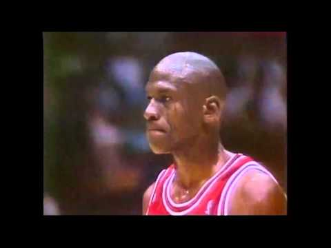 1991 NBA Finals GM3: Chicago Bulls @ Los Angeles Lakers