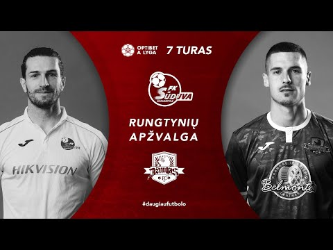 Suduva Dziugas Telsiai Goals And Highlights