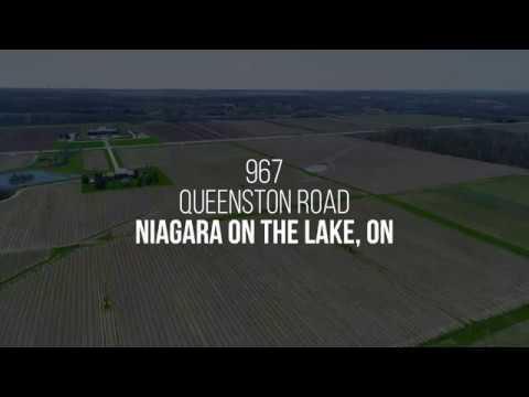 967 Queenston Road, Niagara-on-the-Lake