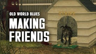 Old World Blues 3: Making Friends - Higgs Village & the Pre-War Lives of the Mad Scientists