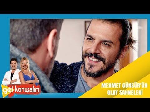 Gel Konuşalım | 22. Bölüm | Mehmet Günsür'ün cesur sahnelerine eşi ne dedi?