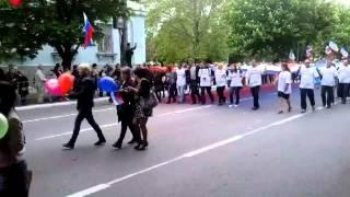 Симферополь Парад 1 мая 2014(, 2014-05-01T17:21:58.000Z)