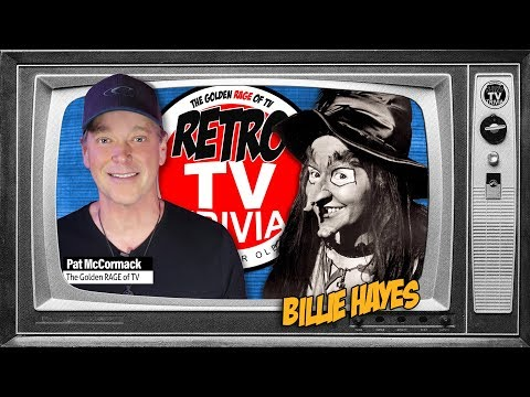 """H.R. PUFNSTUF'S """"WITCHY-POO""""! Perfectly Played By Actress Billy Hayes. Retro TV Trivia Looks Back!"""