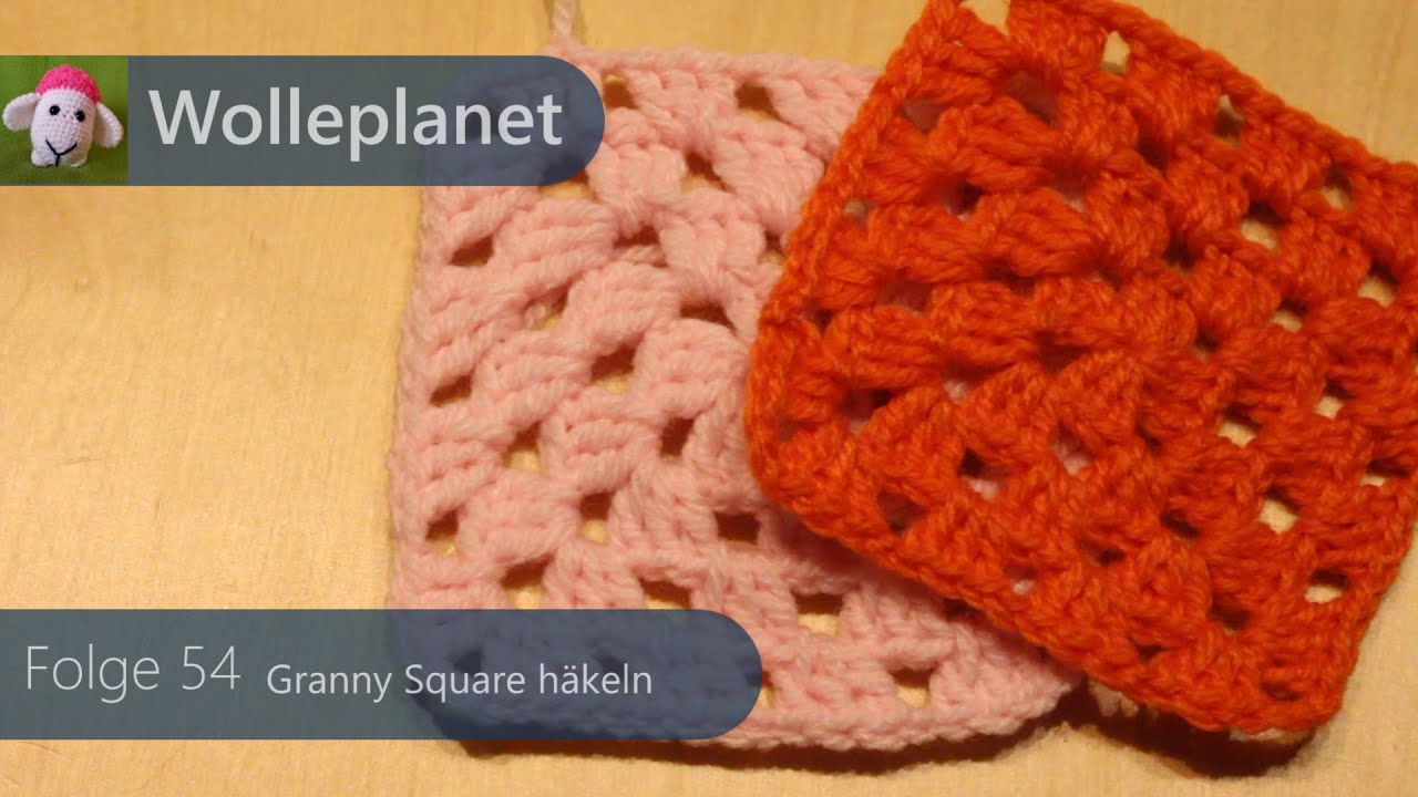 Granny Square Häkeln Youtube