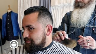 The Best Haircut for a Round Face | CxBB VIP
