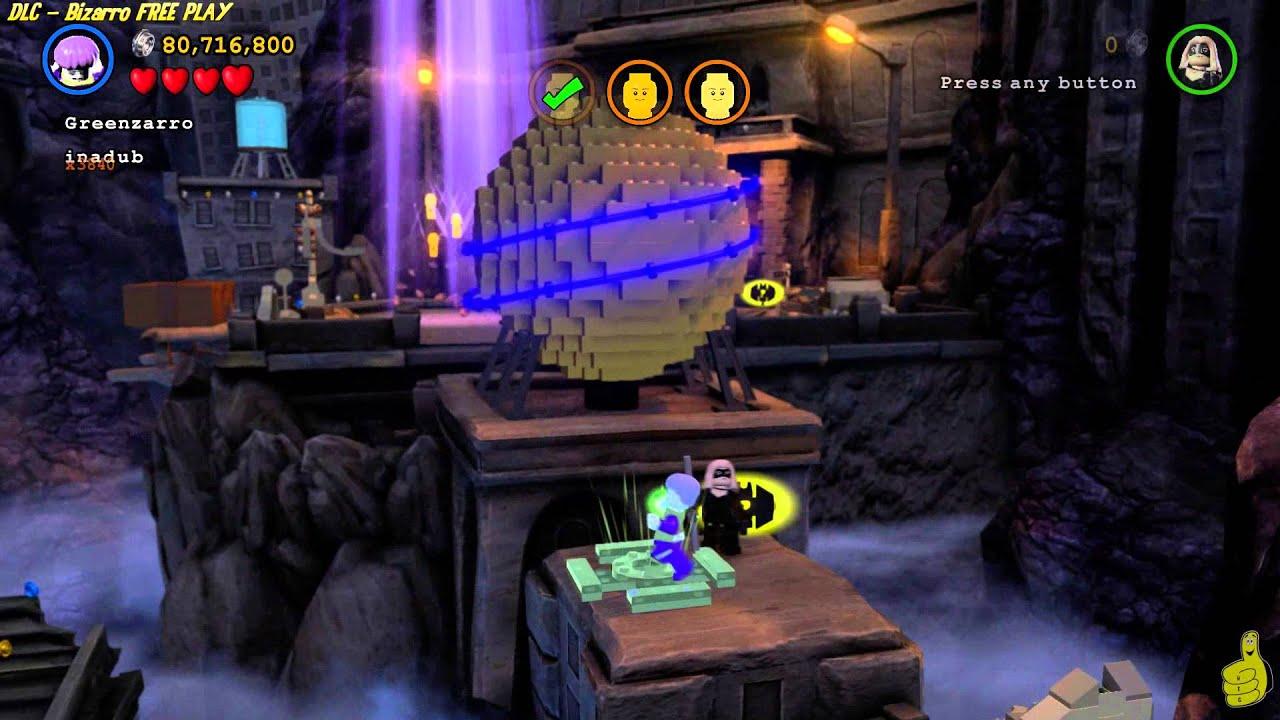 LEGO Batman 3: Beyond Gotham (PS3) Trophy Guide & Road Map