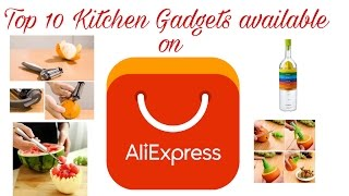 Top 10 Kitchen Gadgets available on aliexpress | a...