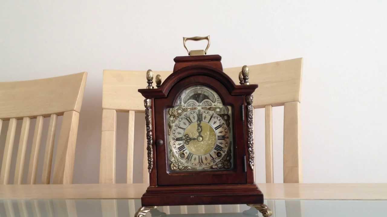 Wuba urgos ting tang dutch style mantle bracket clock youtube wuba urgos ting tang dutch style mantle bracket clock amipublicfo Choice Image