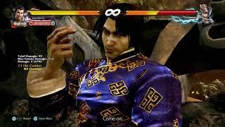 "Tekken 7 Lei Combo Video Part 2 "" Animalistic Martial Arts"""
