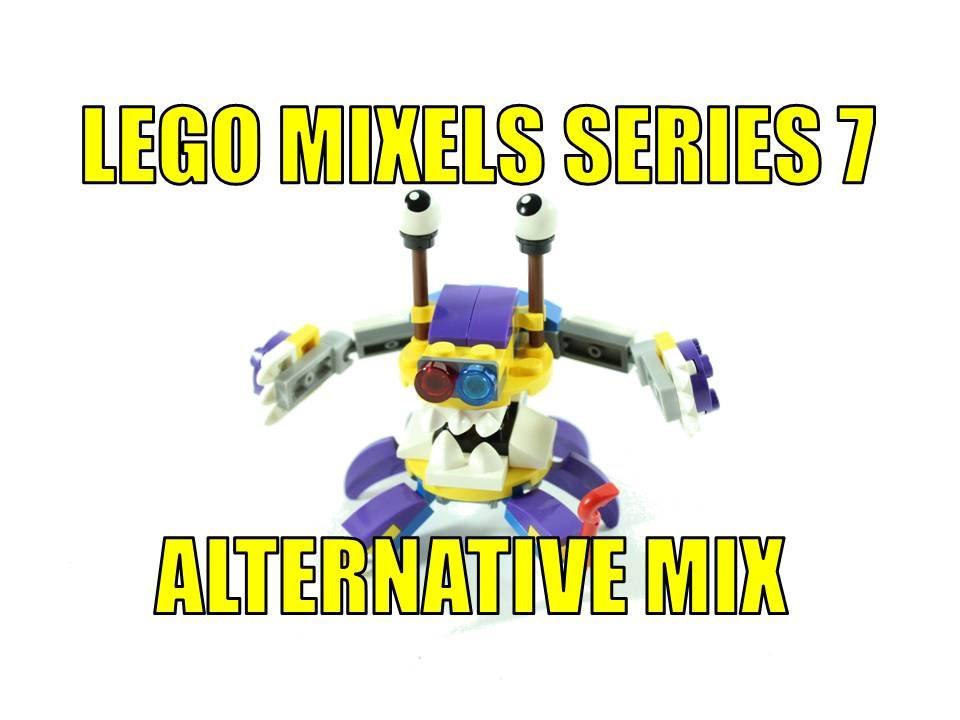 mixels mix max murp instructions
