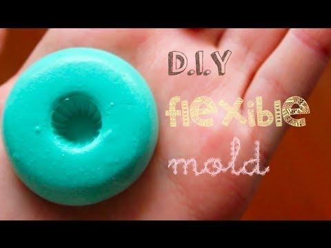 DIY Flexible Clay Mold Putty | PastelDaisy