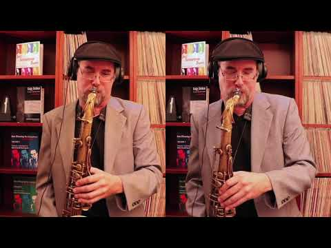 North Avenue- Saxophone Duet By Greg Fishman - 1st & 2nd Sax Parts