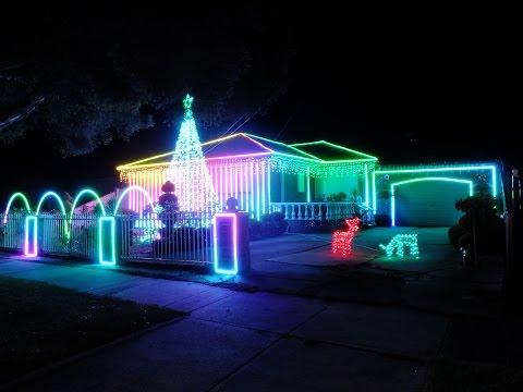 Christmas Lights 2016 - The Chainsmokers Closer
