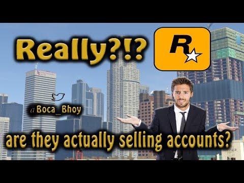 Criminal Enterprise Starter Pack Or Rockstar's Own Modded Account?