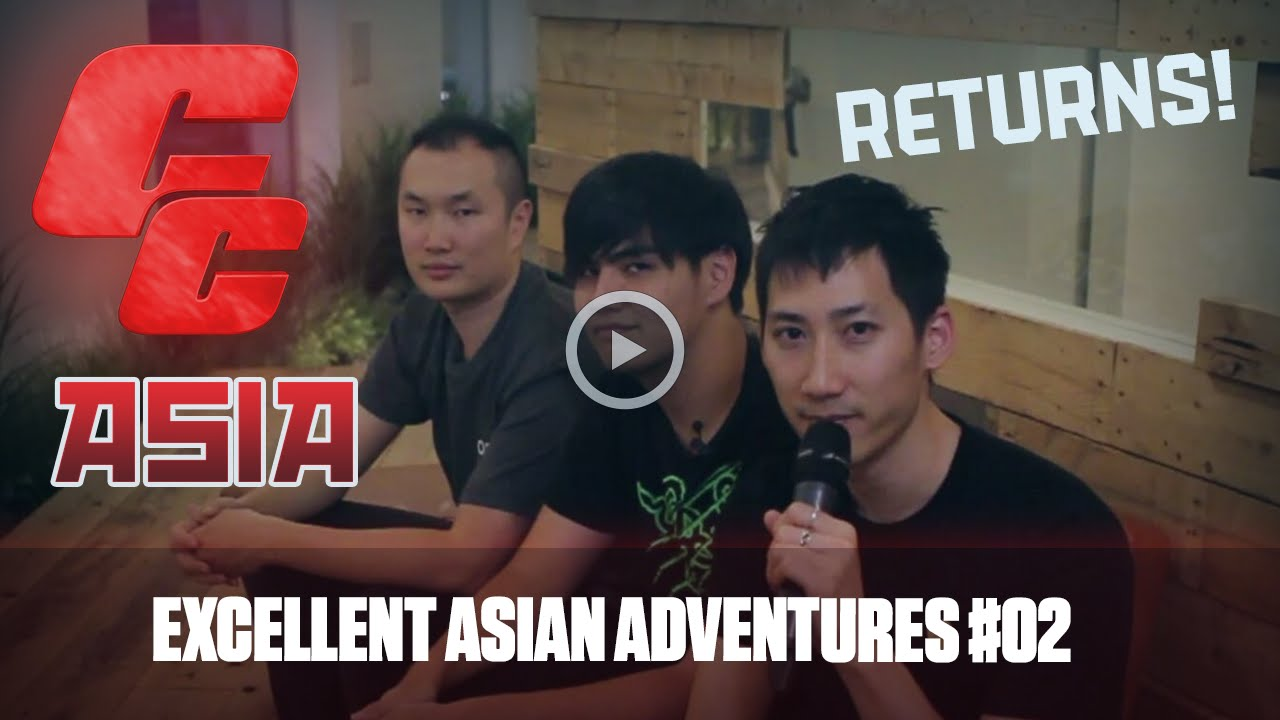 Cross Counter ASIA: Excellent ASIAN Adventures #02 ft. Zhi, RZR|Xian, & RZR|Infiltration