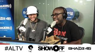 Andy Mineo and Wordsplayed Freestyle w/ Statik Selektah Shade 45 Ep. 08/17/17