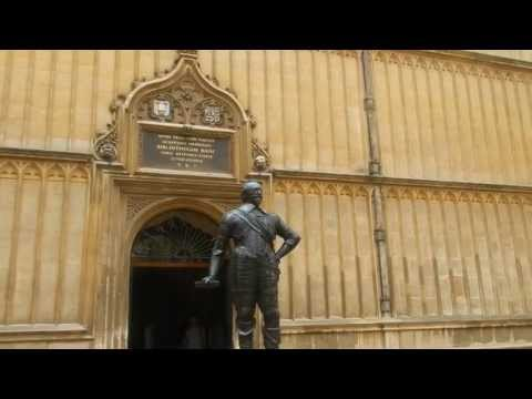 Bodleian Library 2 Part in Oxford University, England