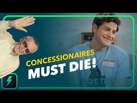 Concessionaires Must Die • Official Trailer (Romantic Comedy Film) • Fearless