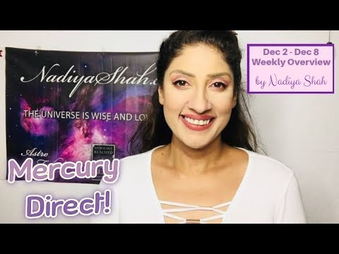 nadiya shah weekly horoscope december 26 2019
