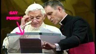 Pope Benedict & Georg Ganswein