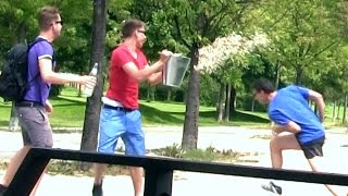 The Magic Water Bucket (Magic Trick)