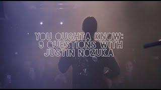 You Oughta Know: Justin Nozuka