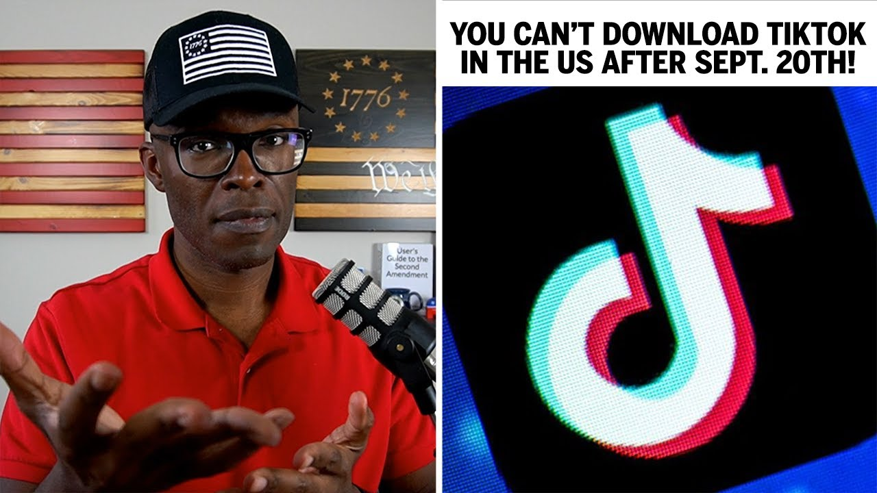 TikTOK BANNED in the US After September 19th... Or Is It?