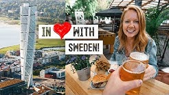Top Things to do in Malmö, Sweden! - Beer Garden, Disgusting Food Museum, Food Market and More!
