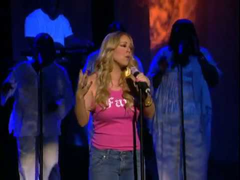 Mariah Carey - Fly Like A Bird Live At 'Shelter From The Storm: A Concert For The Gulf Coast' - 2005
