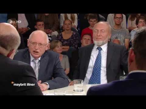 maybrit illner | 16.07.2015 | Griechen zwangsgerettet - Europa gespalten? [HD]