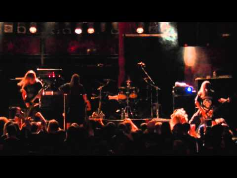 Decapitated - A Poem About An Old Prison Man (Live) HD