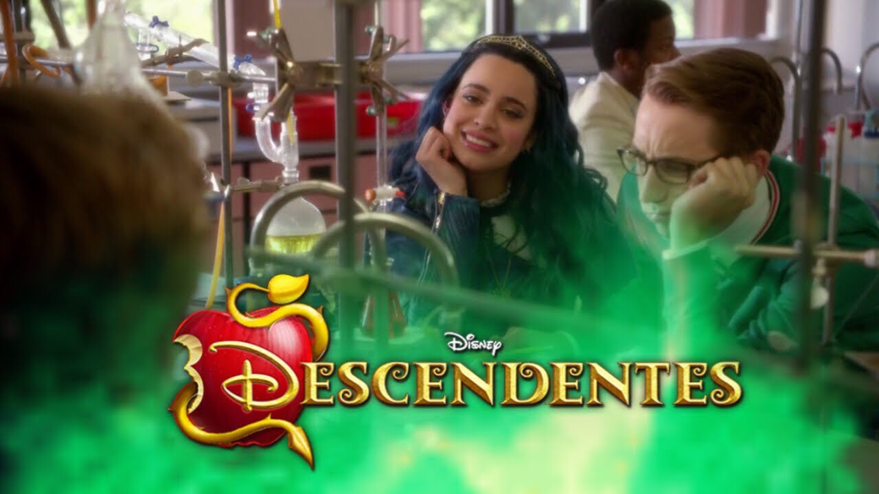 Descendentes l Parte 11 l Filme Completo l Disney Channel l Disney