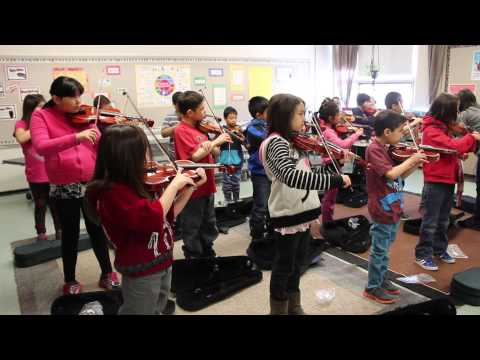 Manitoba Conservatory of Music & Arts--Music Outreach Program
