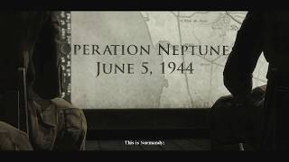 Medal of Honor: Airborne - Neptune Expert Difficulty Gameplay Walkthrough