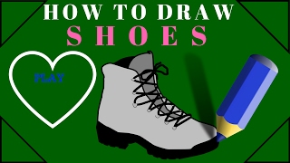 How To Draw A Shoes|How To Draw Adidas Shoes| How To Draw Adidas Shoes Very East