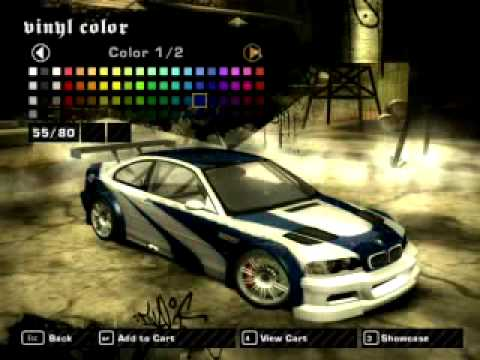 Need For Speed Most Wanted How To Make Rog S Car