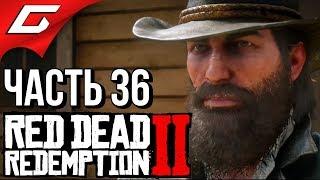 RED DEAD REDEMPTION 2 ➤ Прохождение #36 ➤ СТРОИМ РАНЧО