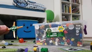Come fare LEGO ROBLOX dominus e stickmasterluke
