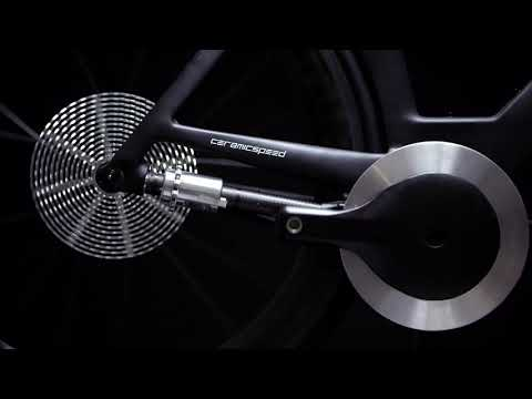 CeramicSpeed's Driven concept can now change gears