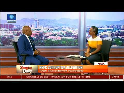 Suspension Of Kachikwu, NNPC DG Will Not Solve Any Problem – Ikechukwu Pt.2  Sunrise Daily 