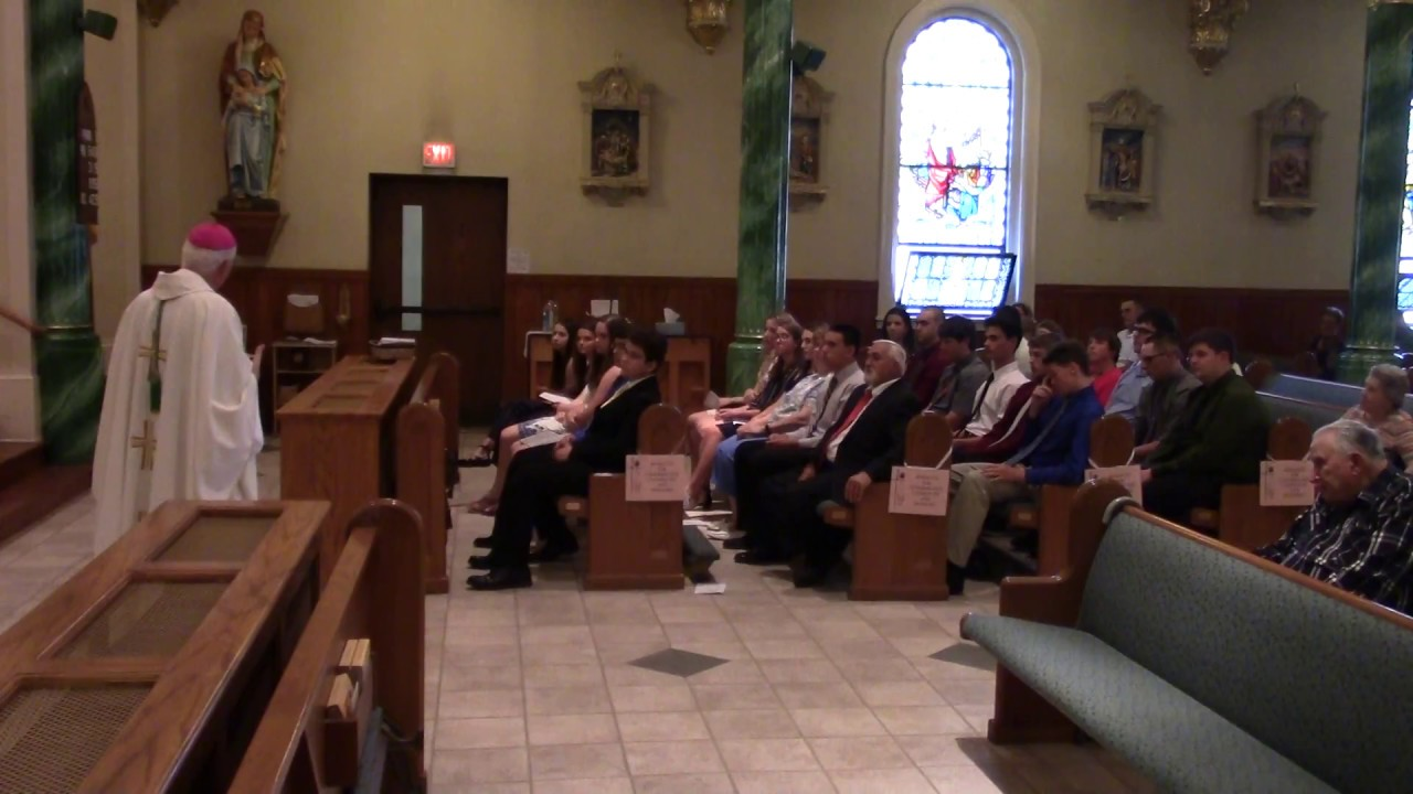 St. Patrick's Confirmation  6-2-18