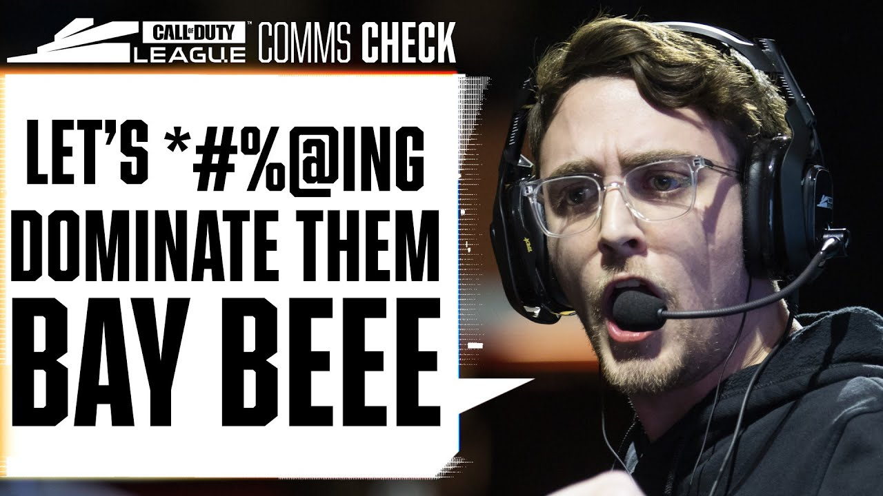 Potty Mouths Galore as OpTic BULLY CDL Ref 🤣?! | Comms Check — Minnesota Røkkr Home Series