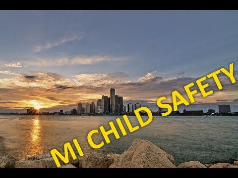 MICHIGAN CHILD CAR SEAT LAWS