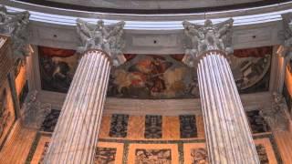 Pantheon - Roma - Virtual Video 360° HDR